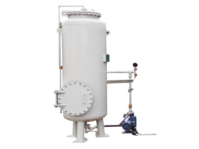 連続凝集・脱水式廃水処理装置