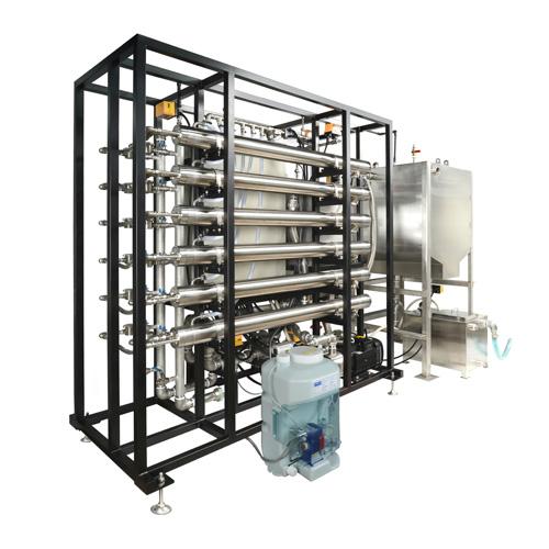UF膜廃水処理装置