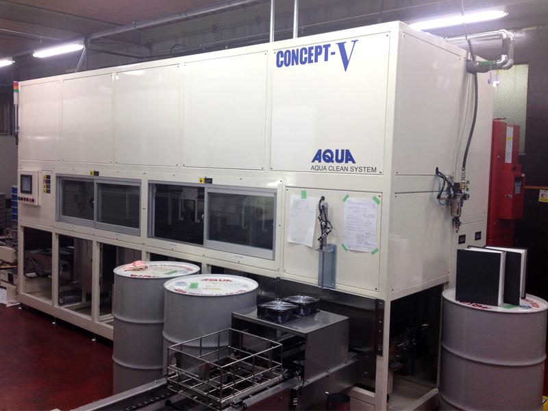 炭化水素系真空洗浄装置